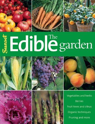Cheap  The Edible Garden (Sunset)