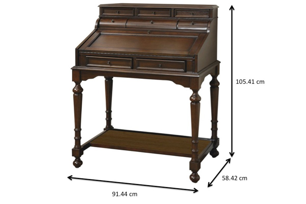 desk furniture hindon secretary birch lane pdp reviews
