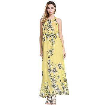 ❤ • •❤️Kleider Damen, LUCKYCAT Damen Bohemian bedruckt Wrap ...