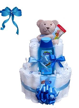 windeltorte junge das perfekte geschenk zur geburt taufe