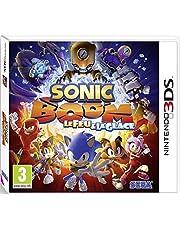 Sonic Boom : le Feu & la Glace