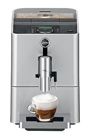 JURA ENA Micro 90 Independiente Totalmente automática Máquina espresso 1.1L 10tazas Plata - Cafetera (