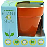 Gift Republic Plant Pot Mug, Multicolor