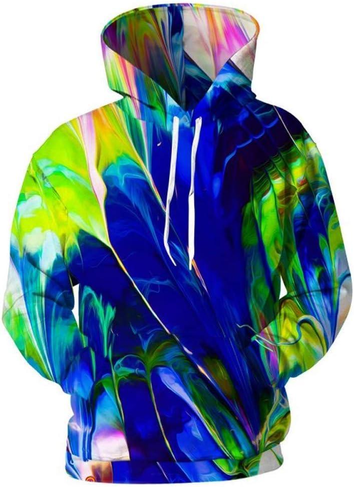 PU Frühling und Herbst 3D Sweatshirts Männer Kapuzenpullis Volle Pigmentdrucke Mode Lustige Sweatshirts 3D Pullover Streetwear,*** L L