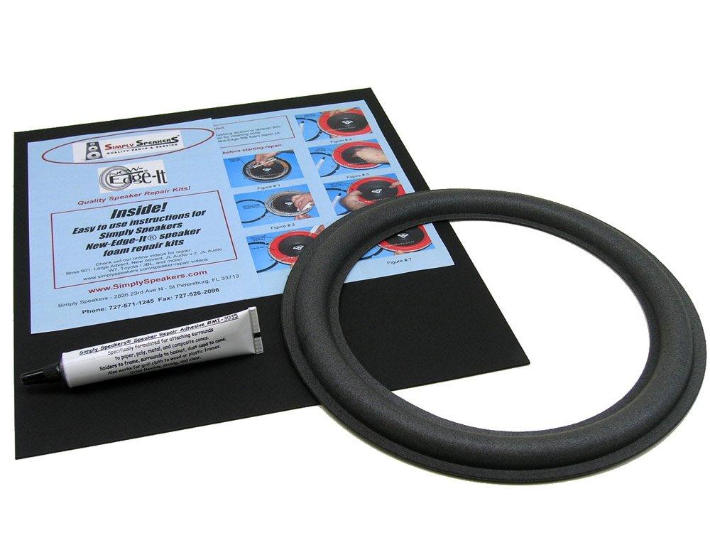 JL Audio Speaker Single Foam Edge Repair Kit, 10'', 10W0, 10W3, 10W4, 10W6, FSK-10JL-1