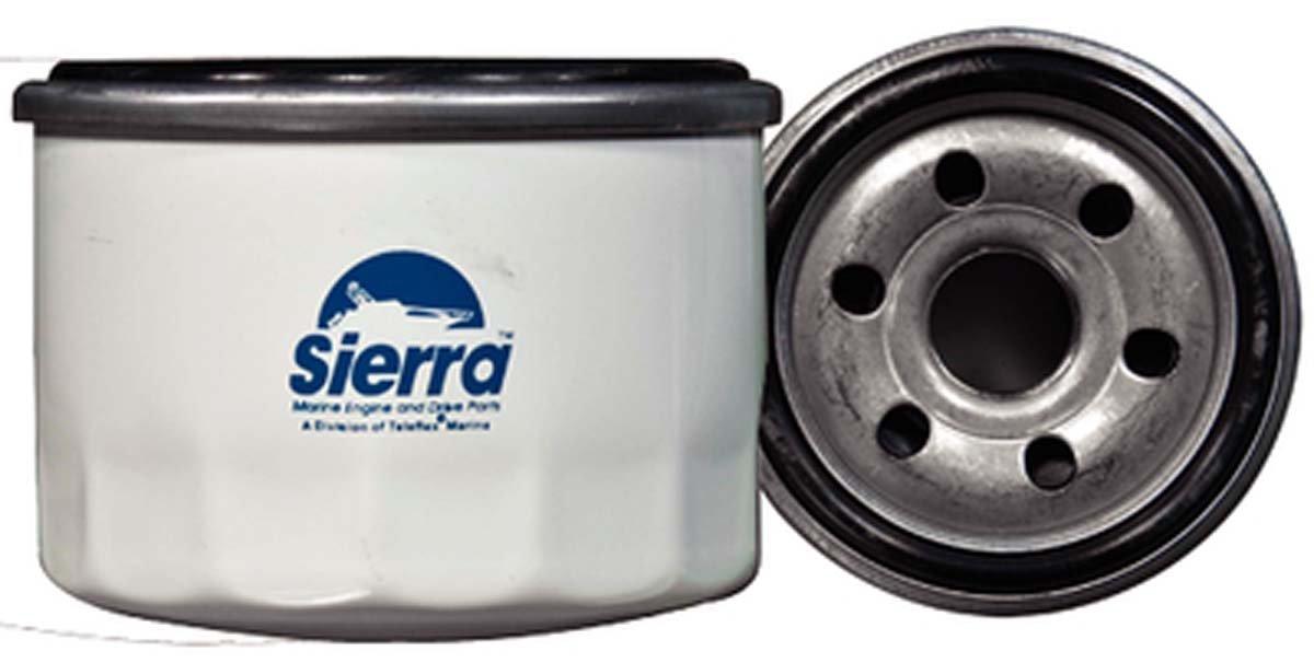 Amazon.com: Suzuki Oil Filter 140 Hp DF140 Sierra 18-7897 OEM# 16510 ...