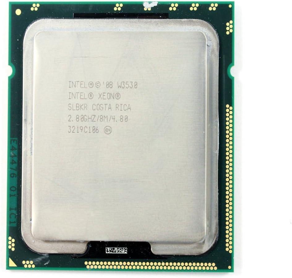 Intel Xeon W3530 2.8 GHz Quad-Core Eight-Thread CPU Processor 8M 130W LGA 1366
