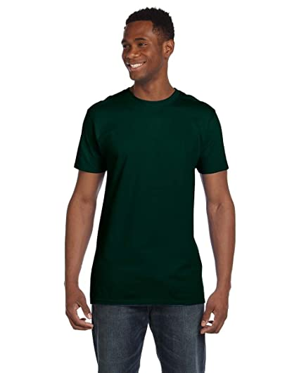 b293a270 Hanes 4980 100% Ringspun Cotton T Shirt | Amazon.com