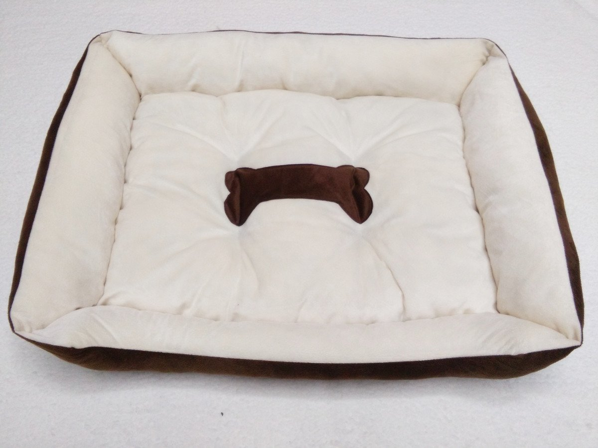 &HUAHUA Pet house Pet Cushion soft Pet Cats Dog Cushion Detachable pet appliance All kinds of pet , coffee , xxs