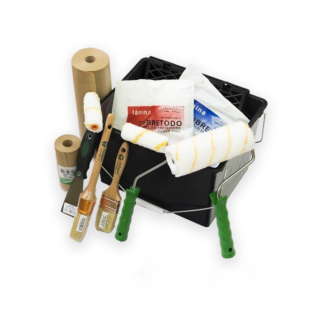 Rodapin 25112 Kit para Pintura de Interiores