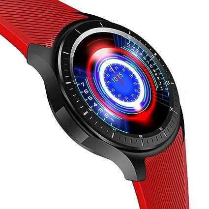 Amazon.com : CYGG WiFi Smart Watch iOS Android 5.1 Wrist 3G ...