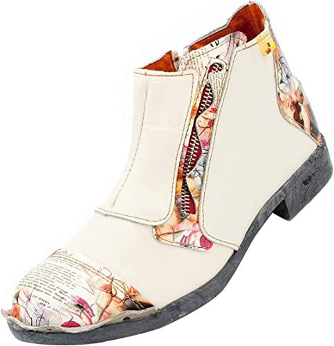 TMA Bizarre 7011 Chaussures Femme Cuir Tailles 36-42 EU Plusieurs Couleurs