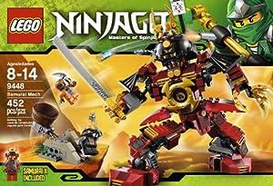 Lego Ninjago 9448 Samurai Mech by LEGO