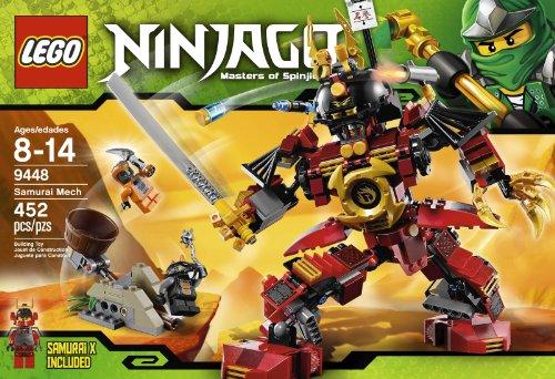 lego fire robot - 7