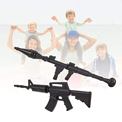 Amazon Com Wososyeyo Mini Toy Machine Gun Emmagee For Rc Military