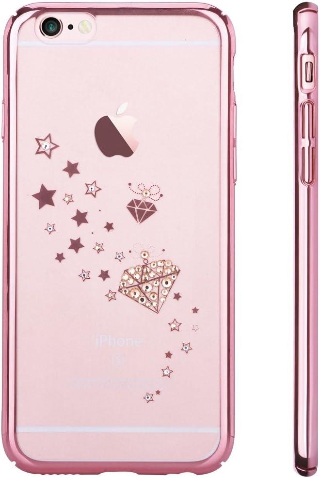 devia iPhone 6S Coque série, baroque Bling cristal Swarovski ...
