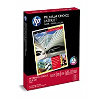 HP Premium Choice Laserjet, 32lb, 8.5 x 11-inch Letter, 250 Sheets / 1 Pack , (113500) Made In The US