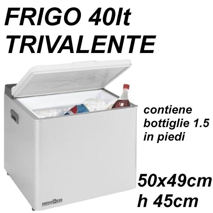 Mobicool Nevera portátil 40 litros trivalente de absorción, 12/230 ...