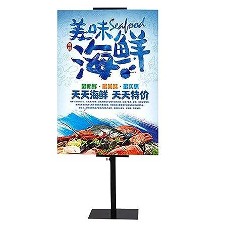 LXJJF Exhibición del Letrero publicitario Cartel del Letrero ...