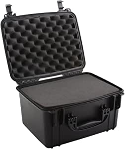 Seahorse SE-540F Waterproof Protective Hardcase with Foam (Black)