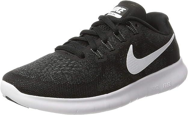 Nike Damen Free Rn 2017 Schwarz Sneaker Nike Amazon De Schuhe Handtaschen