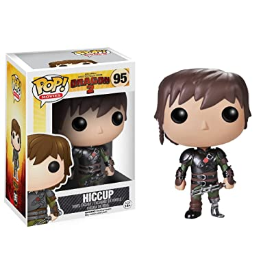 Funko POP! Movies: How to Train Your Dragon 2 - Hiccup: Funko Pop! Movies: Toys & Games