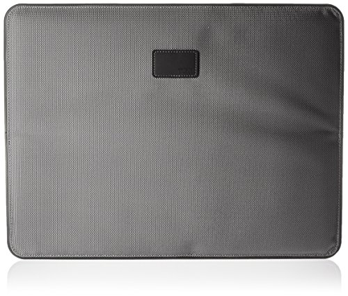 """Tumi 13"""" Slim Solutions Laptop Cover Briefcase Grey/Black One Size"""