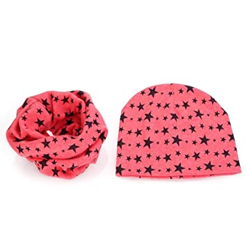 9e0fd8d71d9 Amazon.com  Baby Beanie Hat Scarf Set