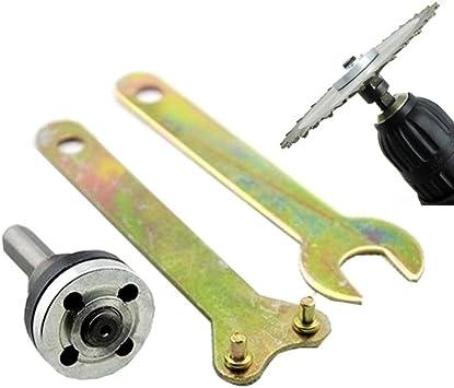 10mm Drill Adaptor Arbor Mandrel For Grinder Cut Off Wheels Disc Metal Useful