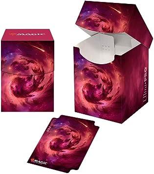 Ultra Pro Magic The Gathering-Cajas de mazo de 100 Unidades-Celestial Mountain (E-18292): Amazon.es: Juguetes y juegos