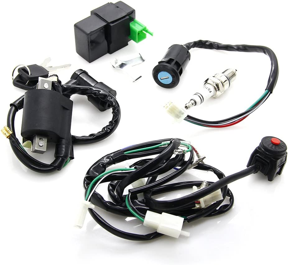 61egsUxx4zL._AC_SR201266_ amazon com wiring harnesses electrical automotive  at n-0.co