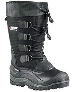Baffin EPIC-Y001-BAK-12; Eiger Youth Boots Black//Orange Size 12 Made by Baffin