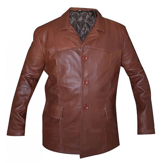 9e2b414d9 Spazeup Henry Standing Bear Longmire Lou Diamond Faux Jacket at ...