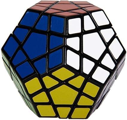 Krireen Magic Puzzle Cube Brain Teaser MegaMinx Cube Training Magnetic Ball