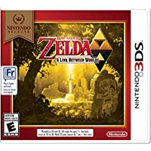 Nintendo CTRPBZL5 The Legend of Zelda: A Link Between Worlds - Nintendo 3DS