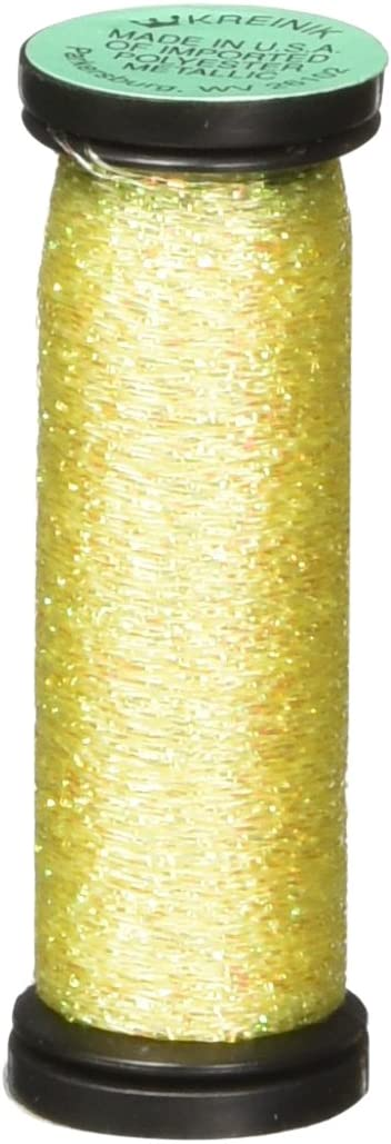 Kreinik Blending Filament 1-ply 55yd Beige