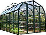 Rion Grand Gardener 2 Clear Greenhouse, 8