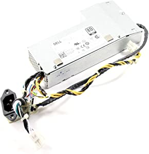 Dell Inspiron 23 5348 8-Pin 185w Power Supply PSU with Power Button 467PC