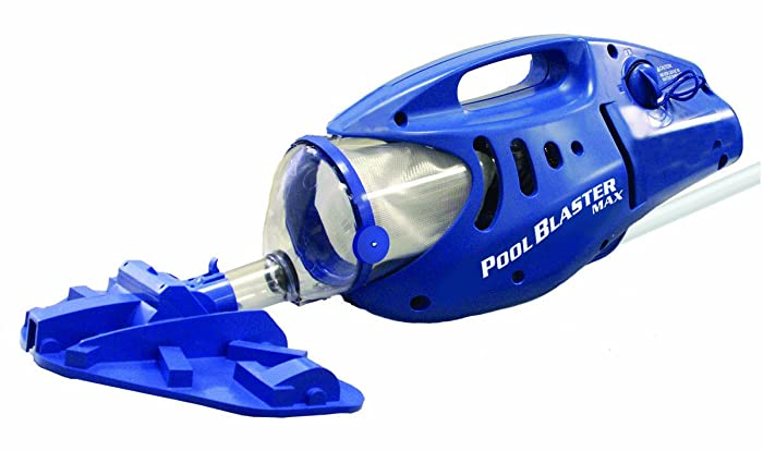 Water Tech POOLBLASTER Max Pool Vac with Hi-Flow Vacuum Motor