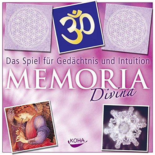 Koha Verlag Karte Ziehen.Memoria Divina Das Spiel Für Gedächtnis Und Intuition Amazon De