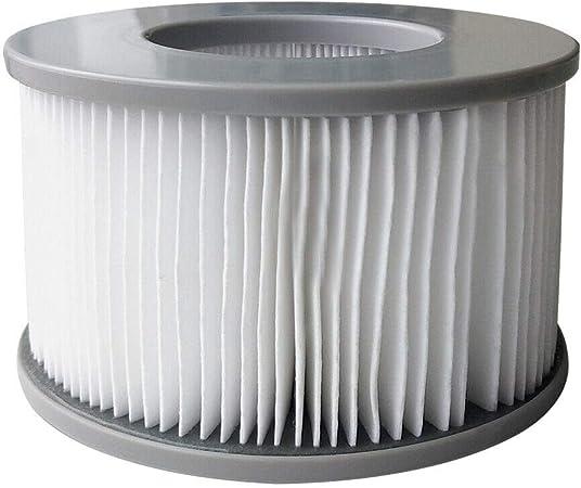 D-AL06 D-AL04 AVC Designs Pair Genuine MSpa Hot Tub Filter Cartridge B0301964 Fits 2020 Tekapo//Alpine Without Adaptor