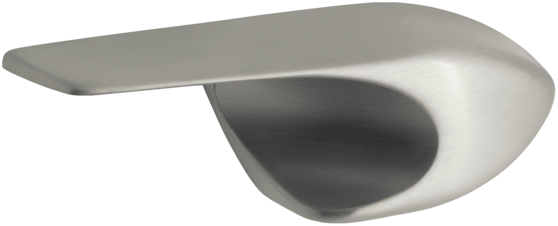 KOHLER K-9481-L-BN Left Hand Trip Lever for KOHLER Toilets, Vibrant Brushed Nickel by Kohler