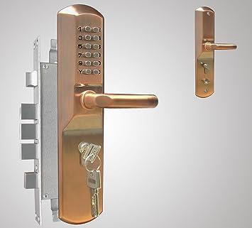 Türschloss Sicherheit ss zweite generation edelstahl mechanische passwort lock os703