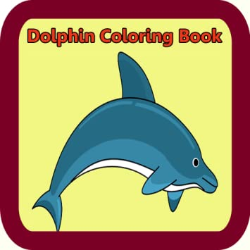 Amazon.com: Dolphin Coloring Book: Appstore for Android