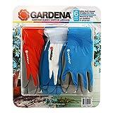 Gardena - Gardening Gloves - Pack of 6 pairs