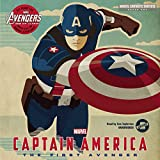 Marvel's Avengers Phase One: Captain America, the First Avenger (Marvel Cinematic Universe) (Marvel Cinemaic Universe Phase One)