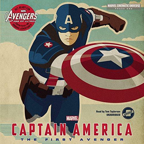 Marvel's Avengers Phase One: Captain America, the First Avenger (Marvel Cinematic Universe)
