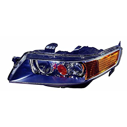 Amazoncom Fits Acura TSX Headlight Unit HID Type Driver - 2006 acura tsx headlights