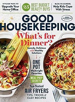 1-Year Good Housekeeping Magazine Subscription