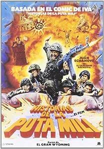 Historias De La Puta Mili [DVD]: Amazon.es: Varios: Cine y Series TV